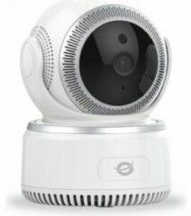 Witte Conceptronic DARAY01W bewakingscamera IP-beveiligingscamera Binnen Bolvormig 1920 x 1080 Pixels