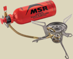 MSR WhisperLite V2 International Combo Benzinkocher