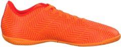 Fußballschuhe 18.4 IN J mit AGILITY TOUCH SKIN-Obermaterial DB2382 adidas performance ZEST/CBLACK/SOLRED