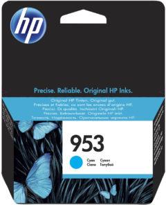 HP 953 originele cyaan inktcartridge met gratis 2 maanden instant ink
