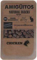 Amiguitos Cat Snack Chicken - Kattensnack - 100 g