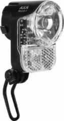 AXA LED Lamp Voorlicht NaafDynamo PICO-T 30 Lux On/Off Dagrij Verlichting Zwart