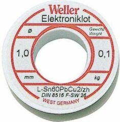 Weller soldeertin EL 60/40-100