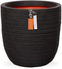 Capi Europe Bloempot Pot bol row nl 54x52 - zwart Capi Nature