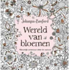 Massamarkt Kleurboek Wereld van bloemen