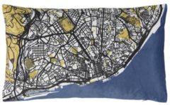 Covers & Co Lisboa City - Sierkussen - 30x50 cm - Multi