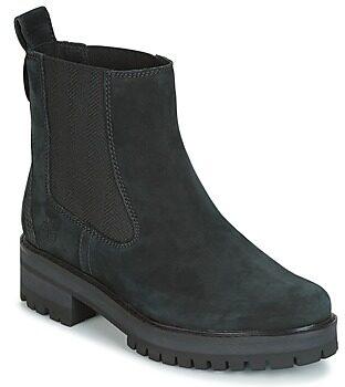 Afbeelding van Zwarte Boots en enkellaarsjes Courmayeur Valley Chelsea by Timberland