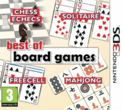 Bigben Interactive Best of Board Games - 2DS + 3DS