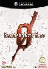 Game Cube Resident Evil Zero Nintendo GameCube