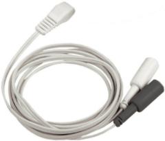 Groene Medisana - meeraderige kabel voor BTS