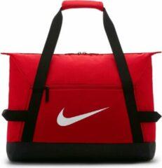 Nike Academy Team (Medium) Sporttas Met Zijvakken - Rood / Zwart | Maat: UNI