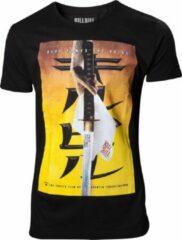 Zwarte Difuzed Kill Bill - Mens T-shirt - S