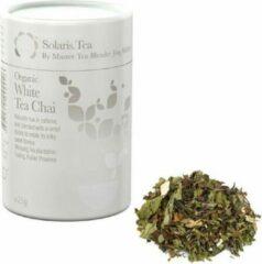 Solaris Tea Solaris Biologische Witte Thee Chai - losse thee (25 gram)