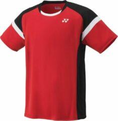 Yonex Polo Team Junior Rood Maat 130