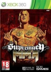 505 Games Supremacy MMA Game