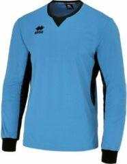 Blauwe Errea Keepersshirt Simon - Maat S