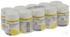 Gele Talens Plakkaatverf Extra Fijn citroengeel (primair), potje 16ml
