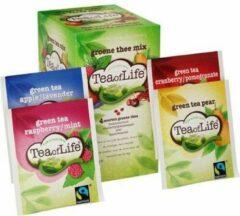 Tea of Life - groen Tea Mix - 80 x 1.75 gram
