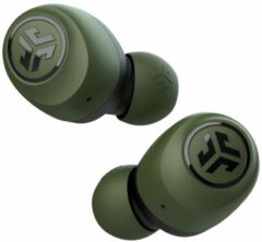JLab Audio GO Air - True Wireless - Volledig draadloze Bluetooth In-ear oordopjes - Koptelefoon met Oplaadcase - Groen