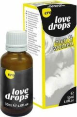 Ero by Hot Hot-Love Drops M/F 30Ml-Creams&lotions&sprays