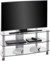 Grijze Bermeo Tv-meubel Bruno 110 cm breed