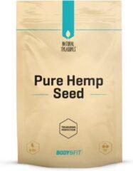 Body & Fit Superfoods - Pure Hennepzaden / Hennepzaad - 500 gram - 1 stuk