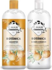 G-Hair Botanica Mixed Hair Shampoo & Conditioner 1000 ML