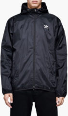 Adidas originals Männer Übergangsjacke Originals Trf Windbreaker Transition in schwarz