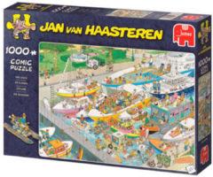Jumbo Spiele GmbH Jan van Haasteren De Sluizen Puzzel 1000 Stukjes