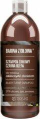 Barwa Color - Herbal Herbal Shampoo For Weak And Dandruff Hair Black Turnip 480Ml