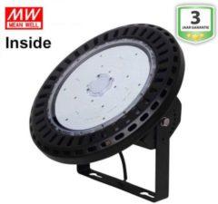 Groenovatie LED Highbay UFO 100W Pro Neutraal Wit, MeanWell Driver Inside