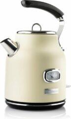 Westinghouse Retro Waterkoker - 1.7 liter - Wit