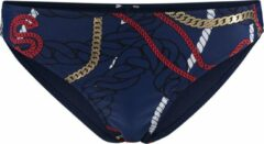 Sapph Bikinibroekje Menton Dames Bikinibroekje Nautical Print-xl