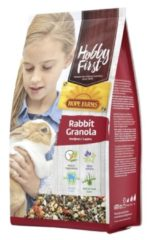 Hobby First Hobbyfirst Hope Farms Rabbit Granola - Konijnenvoer - 800 g