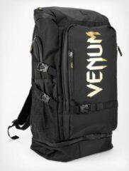 Venum Challenger Xtreme Evo Backpack Rugzak Zwart Goud