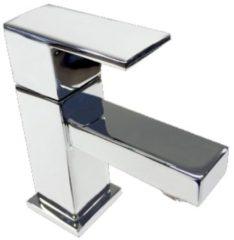 Douche Concurrent Toiletkraan Box Laag Vierkant Chroom