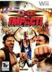Midway TNA Impact, Wii