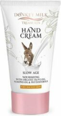"Pharmaid Donkey Milk Treasures diep voedende Handcrème ""Slow Age"" 120ml"