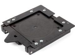 Zwarte X2 Seat Quick Release Plastic / Steel - Black