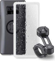 Zwarte SP Connect telefoonhouderset Moto Bundle Samsung Note 9