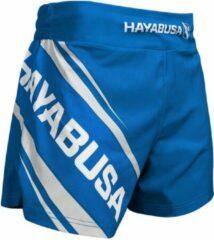 Hayabusa Kickboxing Shorts 2.0 - Blauw - maat 36 (L)