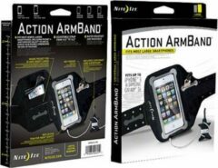 Nite Ize Action Armband Large - Reflecterende armband - Zwart