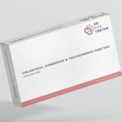 De SOA Tester SOA Test - Chlamydia, Gonorroe En Trichomonas Test (Vrouw)