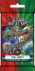 White Wizard Games Star Realms Command Deck The Unity