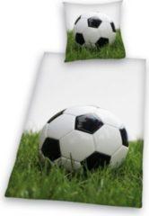 Herdings young collection Renforce-Bettwäsche, 2-tlg., Fußball