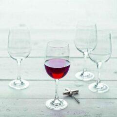 Transparante Rode wijnglas 0,44L Montana - 6 stuks