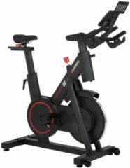 Zwarte Hammer Fitness Hammer Racer S Speedbike met 14 trainingsprogramma's - magnetisch remsysteem - Bluetooth - Kinomap - voor lange gebruikers
