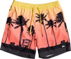 Quiksilver Paradise Volley 15 Boardshorts geel