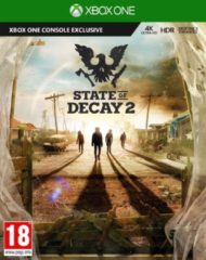 Microsoft Studios State of Decay 2 (Xbox One)