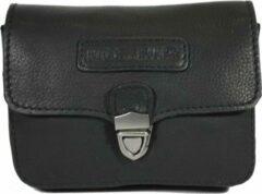 Zwarte Emco Riemtasje Tasje voor aan de riem